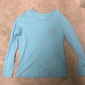 Vineyard Vines Women's Long Sleeved Shirt